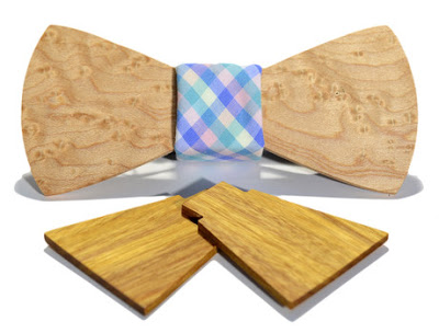 Review of the SwitchWood 'Georgetowner' wooden bow tie box set