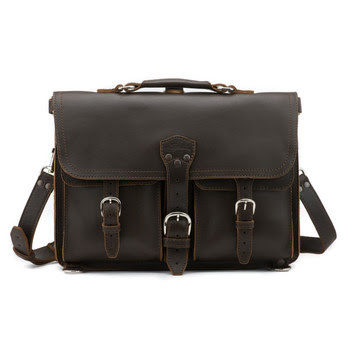 Review: Saddleback Leather's 'Thin Front Pocket Briefcase' will last generations
