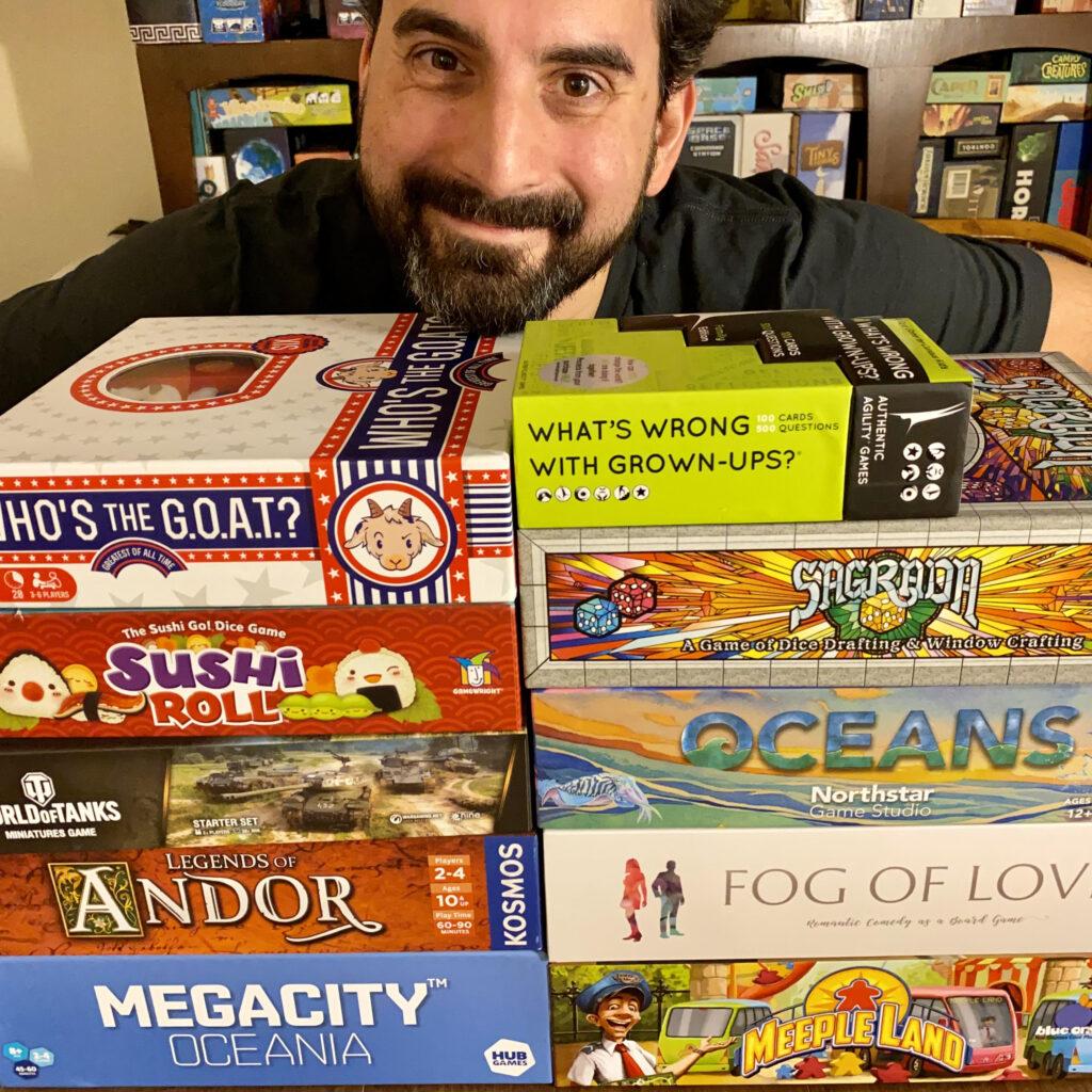 Ten modern boardgames you should play